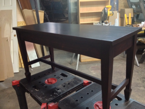 Successful Restoration of Table In New York