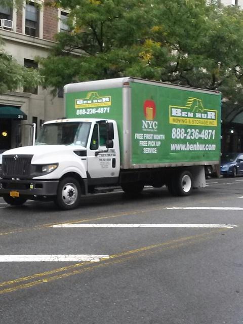 Move from 211 W 106 ST NY 2