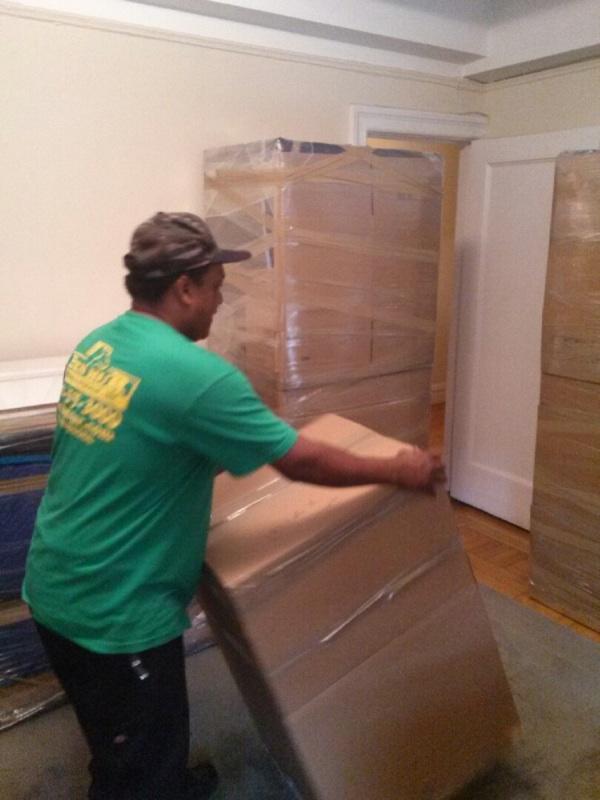 Move from 211 W 106 ST NY 4