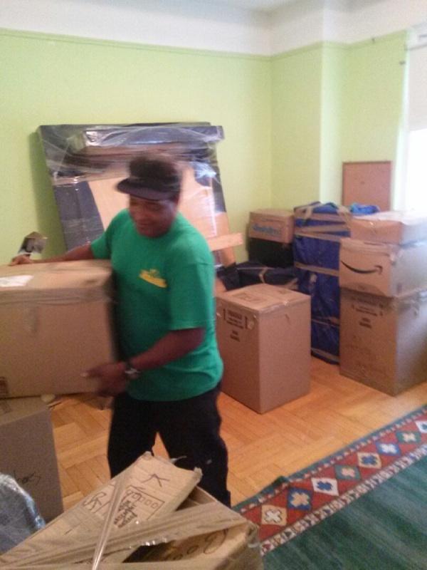 Move from 211 W 106 ST NY 5