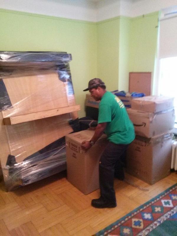 Move from 211 W 106 ST NY 6
