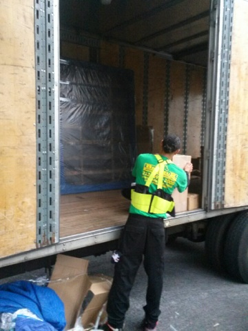 delivering a moving job to 5441 post rd bronx ny6