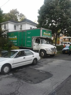 delivering a moving job to 5441 post rd bronx ny8