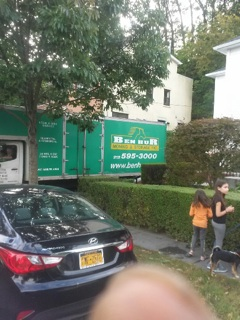 delivering a moving job to 5441 post rd bronx ny9