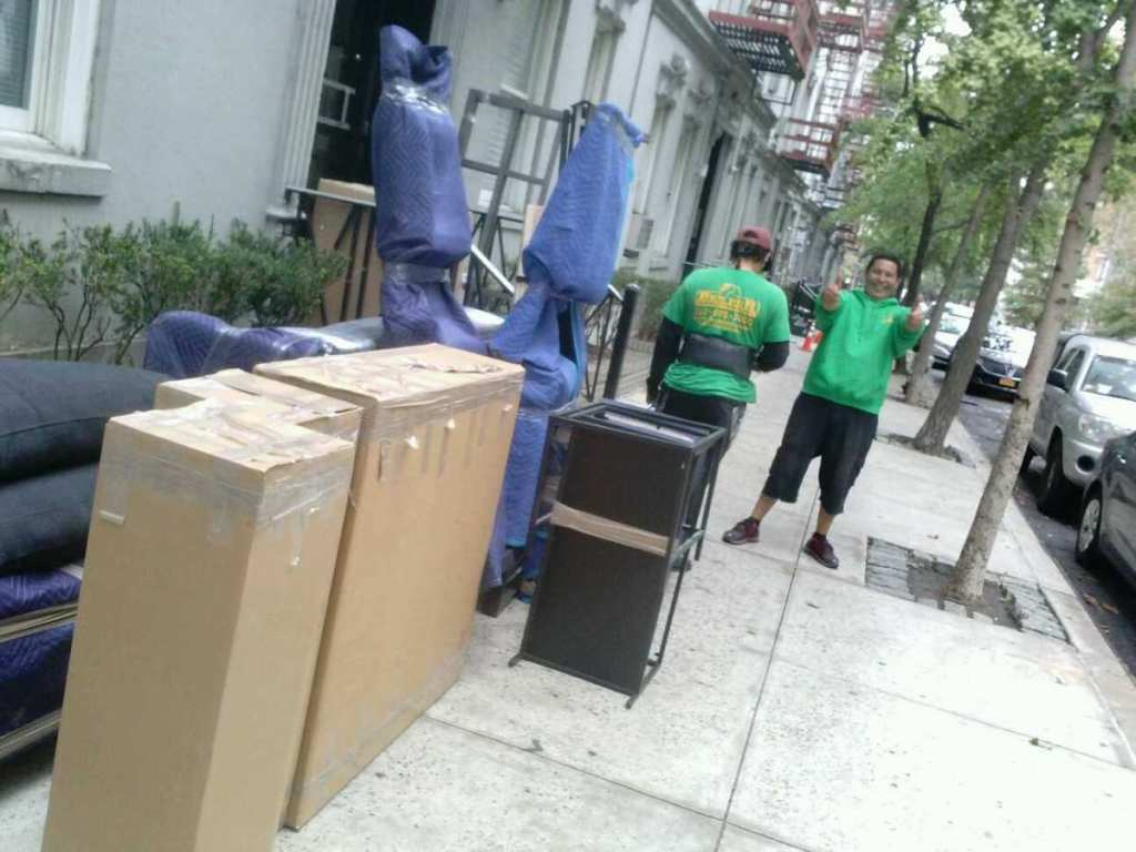 moving from 207 east 33 street NY2