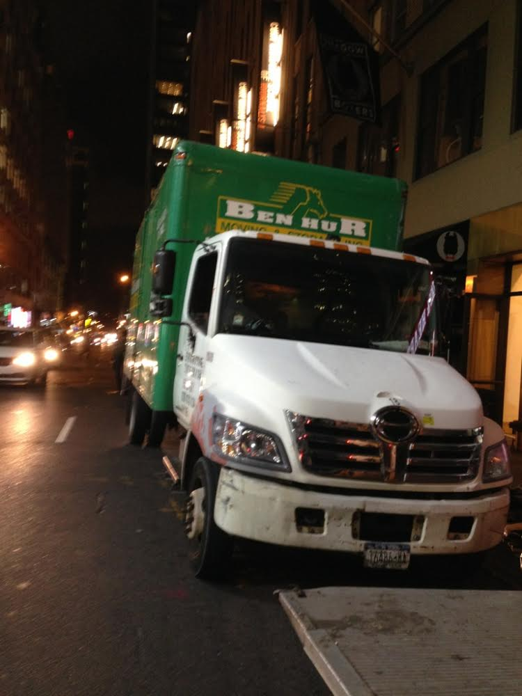 moving from west 53th st ny 3