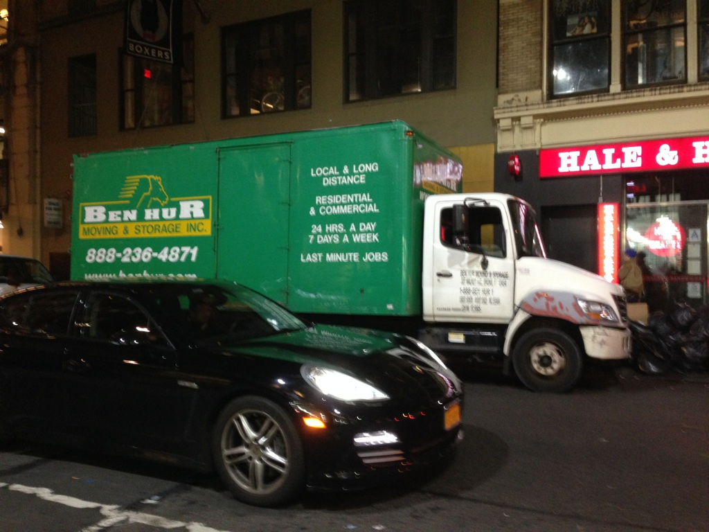 moving from west 53th st ny  4