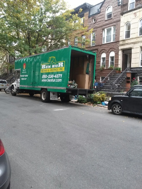 moving to Macon St in New York 4
