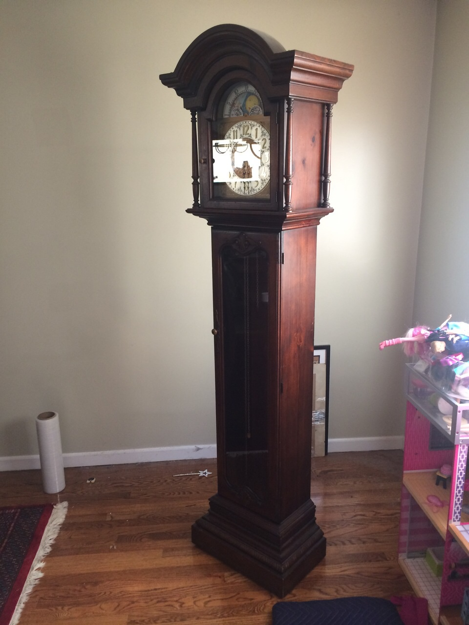 Moving A New York Grandfather Clock Ben Hur Nyc Movers